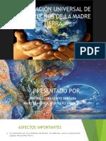 Declaracion Universal de Los Derechos de La Tierra