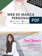 Web de Marca Personal