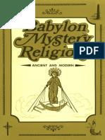 Babylon Mystery Religion Ralph Woodrow (1966).pdf