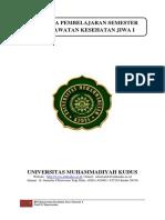 2018_2019_S1_4_RPS_KEPERAWATAN KESEHATAN JIWA I_YULI S, S.Kep., Ns. M.Si. Med.pdf