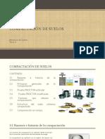 3. Compactacion de Suelos