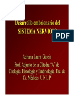 Teorico 30 Desarrollo se Sistema Nervioso.pdf