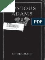 Óbvio Adams - Por Robert R. Updegraff [Português] - Cópia