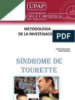 Síndrome de Tourette Para Apresentação