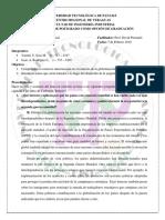Asignación T1-A1 Lectura (Sumativo)