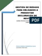 GESTIÓN DE RIESGOS DECLARACIÓN DE RENTA.docx