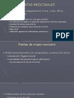 Plantas Medicinales y Funcionales de Origen Marino