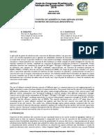 Análise de pontes de aderência para reparo entre concretos de elevada resistência - Serafini e Pagnussat - ART 2016