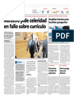 Fallo Sobre Currículo Peru21