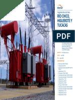 Ficha Rio Chico Higuerote Tucacas Subestacion Cadafe