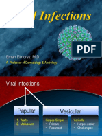 Viral Infections (Herpes & Varicella)