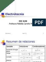 Electrotecnia clase N°11