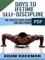 10 Days to Lifetime Self-Discipline - A. Rockman.pdf