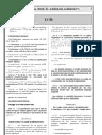 Loi 07-11 SCF