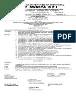 Format Sk Pembagian Tugas Smp