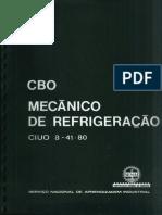 CBO MECÁNICO DE REFRIGERAQAO - OIT_Cinterfor.pdf