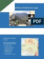 La Mineria en FierroUrco 2018