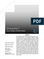 Risk_Management_Issues_of_Samsung_Note_7.docx