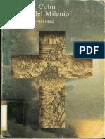 En pos del Milenio. Revolucionarios milenaristas y anarquistas místicos de la Edad Media - Norman Cohn.pdf