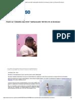 01 Nació en Colombia Una Bebé 'Embarazada' Del Feto de Su Hermano _ Salud _ La Revista _ El Universo