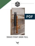 Braid Strap Pull