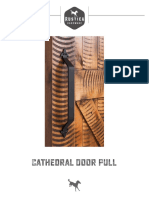 Cathedral Door Pull