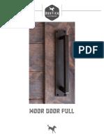 Moor Door Pull