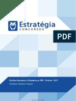 DIREITOS HUMANOS E CIDADANIA PRF.pdf