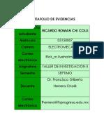 P.E. RICARDO CHI TALLER DE INVESTIGACION 2.docx
