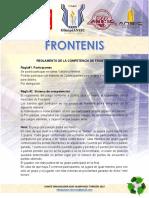 8.- FRONTENIS