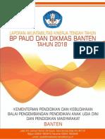 LAKIP Tengah Banten 2018 NEW
