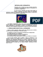 17 metodología catequista
