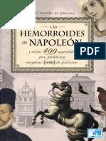 Jose Miguel Carrillo de Albornoz - Las Hemorroides de Napoleon