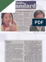 Manila Standard, Mar. 19, 2019, House to Senate Show good faith.pdf