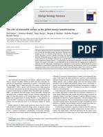 Energy Transformation, 20190304