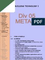 05 METALS