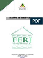 20100426 Manual de Emolumentos Do Maranhao 2010 Internet