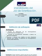Generalidades del proceso de Esterilización.pptx
