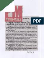 Pang-Masa, Mar. 19, 2019, 1-Ang Edukasyon Partylist, muling nanguna sa survey.pdf
