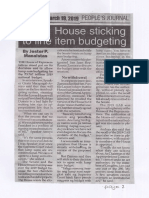 Peoples Journal, Mar. 19, 2019, GMA House sticking to line item budgeting.pdf