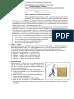 Prueba Diagnóstica (2º)-Competencia Indaga. ok.docx