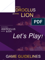 Androclus and the Lion