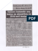 Police Files, Mar. 19, 2019, Kamara babawiin ang kopya ng pinagtibay na 2019 nat'l budget.pdf