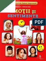 Emotii si sentimente - Cartonase - Silvia Ursache.pdf