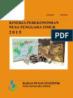 Kinerja Perekonomian Nusa Tenggara Timur 2015
