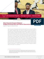 China-Venezuela Relations Final
