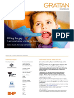 915 Filling the Gap a Universal Dental Scheme for Australia