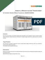 transformer details