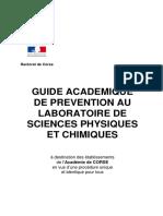 Guide Laboratoire Ac Corse