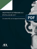 Adl Murder and Extremism Report 2017.en.fr